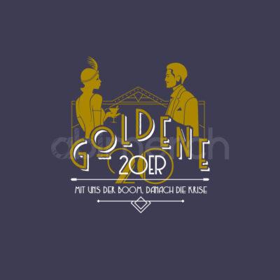 Goldene Zwanziger Abimottos Abimotiv Abipullis Abishirts